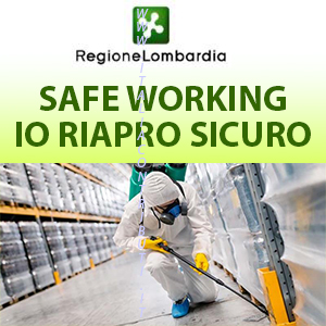 lombardia SAFE WORKING IO RIAPRO SICURO